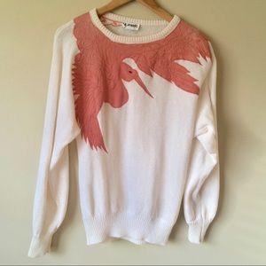 Crane Sweater | LA JOANNE
